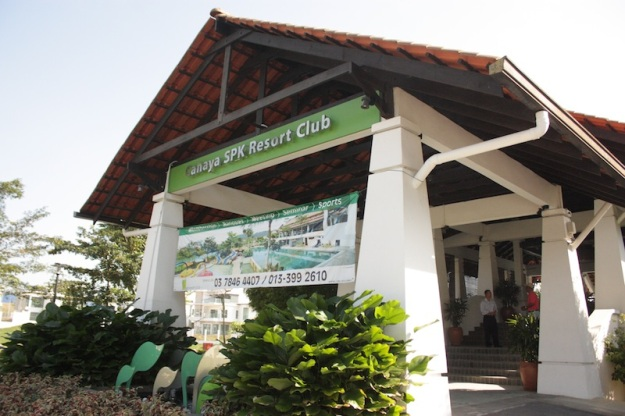 A fishing oriented club